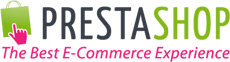 Logo Prestashop - Beste eCommerce Software