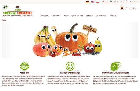 FrecheFreunde.de - Webdesign Berlin